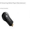 [Offre Alerte] Rénové Chromecast seulement 20 $ sur Groupon Avec Livraison gratuite